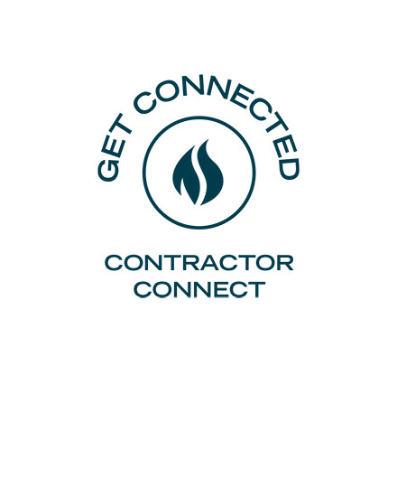 Contractor Connect Program graphic