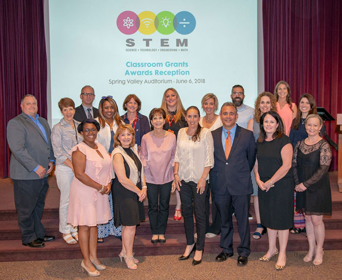 Rockland County STEM grant recipients