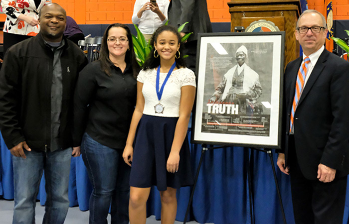 Honors Abound at Sojourner Truth Awards